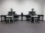 елегантни модерни офис мебели удобни
