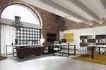 красиви модерни офис мебели удобни
