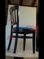 качествени дървени столове за градината