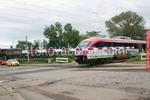 Автоматична бариера за жп прелез - продажба