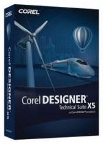 Corel DESIGNER Technical Suite X5 Upgrade License ML (1001-2500)