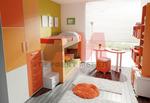 Детски стаи с нестандартни двуетажни легла