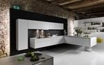 Поръчкова изработка на мебели за модерна кухня за къща