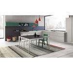 модерни мебели за кухни за къща с нестандартни размери