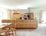 изискани мебели за кухня за къща с нестандартни размери