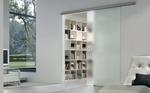 плъзгащи стъклени интериорни врати по поръчка приятни