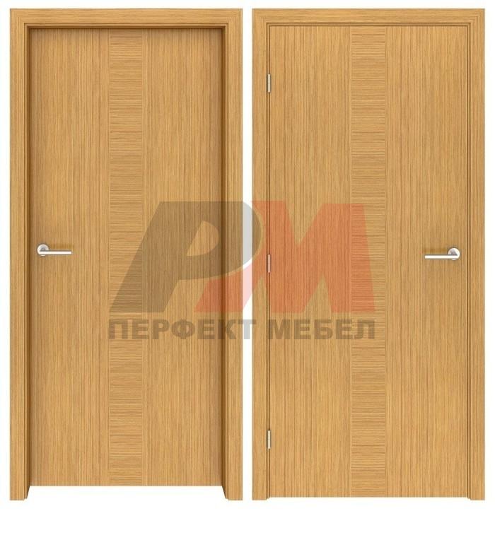 висококачествени интериорни врати със сатен лак