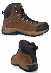 Водозащитени кожени обувки
