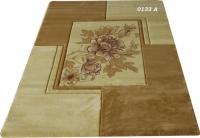 Машинни килими в бежово с размери 150х233см