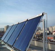 Слънчев колектор Heat Pipe Модел HSC 20