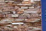 фасадна облицовка с естествен камък