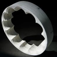 Декоративни пръстени от варовик