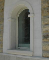 Арки за прозорци от гранит и мрамор