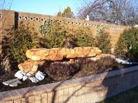 Декоративни елементи за градина от изкуствен камък