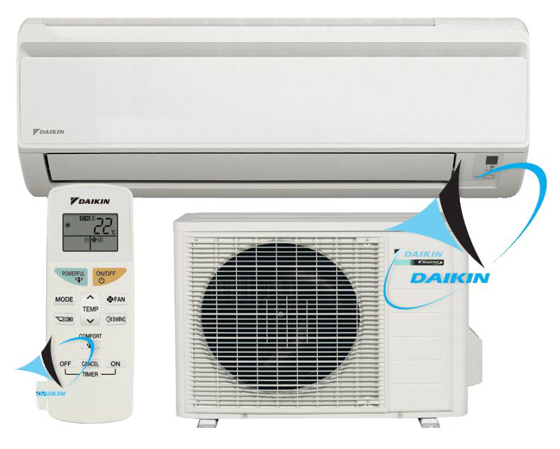 Инверторни - Инверторен климатик DAIKIN OKI COMFORT FTXN60L / RXN60L
