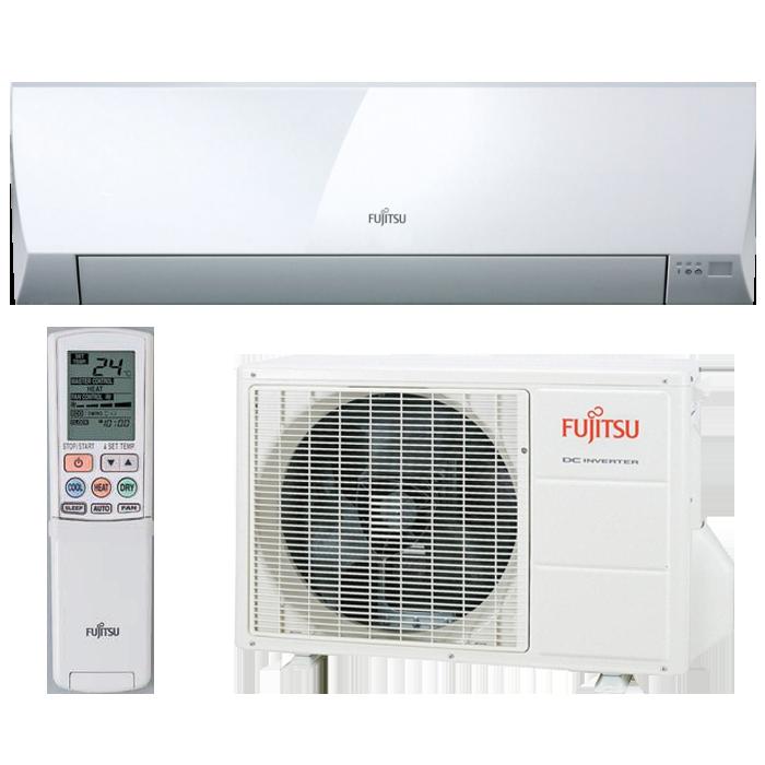 Инверторни - Инверторен климатик FUJITSU ASYG 12 LLCA / AOYG 12 LLC