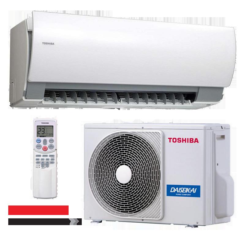 Инверторни - Инверторен климатик Toshiba Daiseikai RAS-13PKVP-E / 13PAVP-E