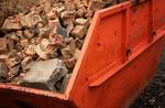извозване на строителни отпадъци по поръчка