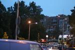 LED осветление за открит паркинг