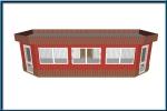 търговски павилион по поръчка 202-3241