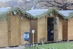 павилион за продажба до 9 кв.м от дърво
