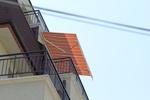 иноксов парапет за тераса