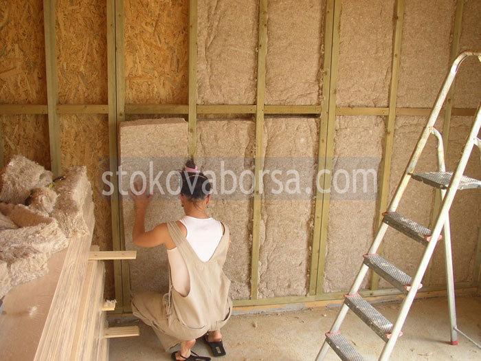 изолация на помещения