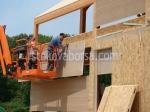 изолация на сгради и помещения по поръчка