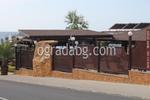 изработка на дървени оградни пана по поръчка за механи и кръчми