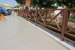 производство на дървени оградни пана за механи и кръчми по поръчка