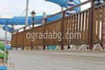 изработка по поръчка на дървени оградни пана за механи и кръчми
