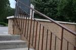 парапети метални за стълбища