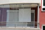 иноксови парапети за тераси