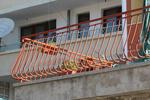 изработка на метални парапети за тераси