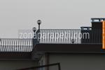 метални парапети за тераси по поръчка