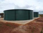 сглобяеми резервоари за съхранение на пречиствателни станции