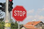 изработка и монтаж на пътни знаци