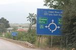 проектиране и производство на пътни знаци за посока