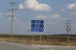 производство и монтаж на пътни знаци за населени места и указателни табели
