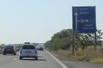 изработка и монтаж на пътни знаци за населени места