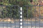 изработка и монтаж на тръбно решетъчни пана 1,80м x 0,80м