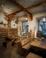 Проектиране и производство на мебели и обзавеждане за заведения