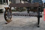 дървени пейки за механи и кръчми по поръчка