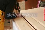 дървена интериорна врата