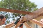 изграждане дървена конструкция