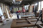 изработка по поръчка на дървени оградни пана