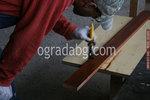 фирма за изработка на дървени огради