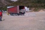 Превоз на стоки и товари с товарен автомобил влекач Scania