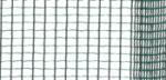 Мрежа против градушки за лозници Multipla Net 5x8; 4 м; 4х2, черен