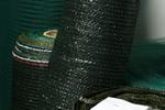 Защитна мрежа за предпазване на боровинки от птици